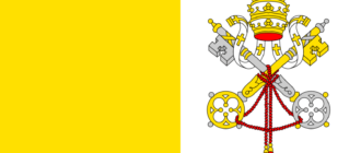 flag of the vatican-1
