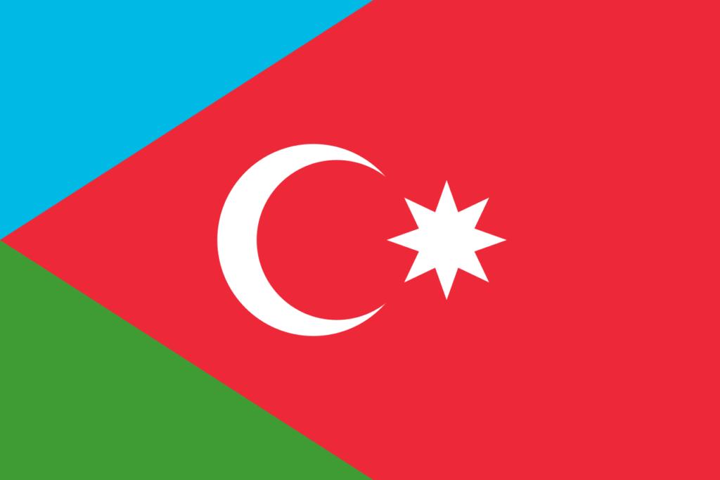 флаг южного азербайджана