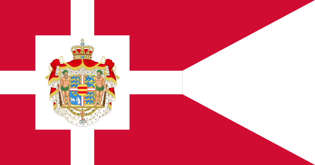 Королевский штандарт Дании