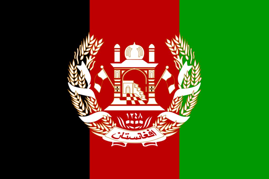 флаг афганистана-2