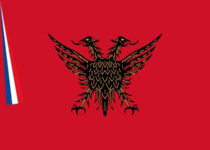 флаг албании-3