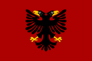флаг албании-4