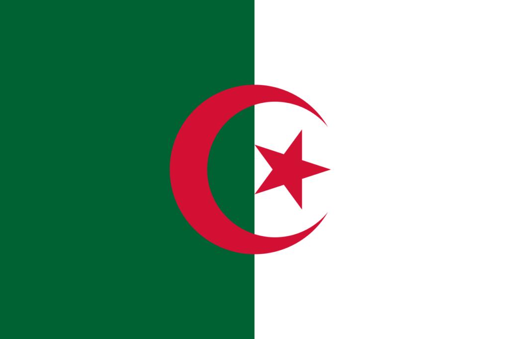флаг алжира-2