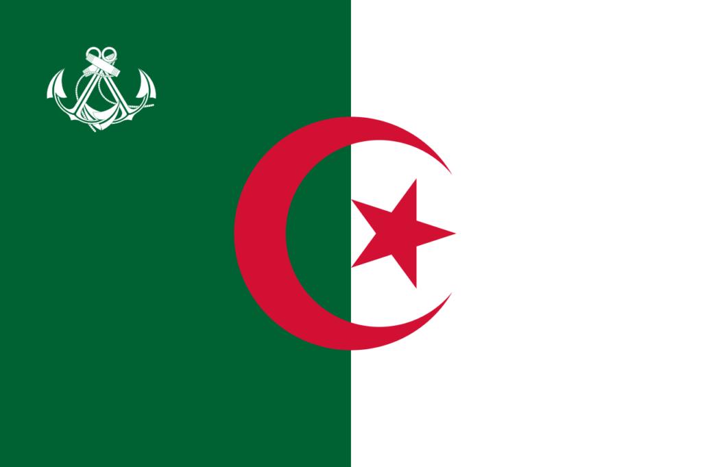 флаг алжира-4