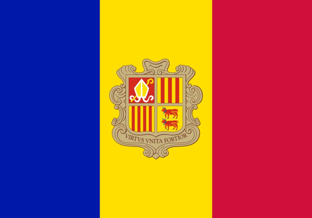 флаг андорры-1