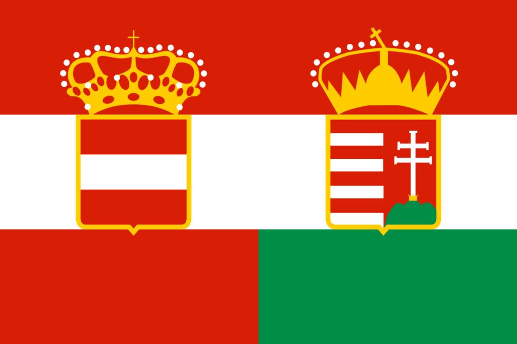 флаг австро-венгрии-1