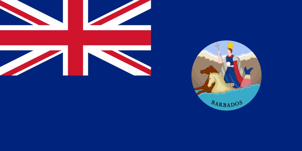 флаг барбадоса-2
