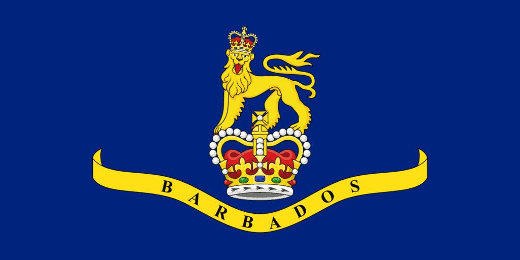 флаг барбадоса-3