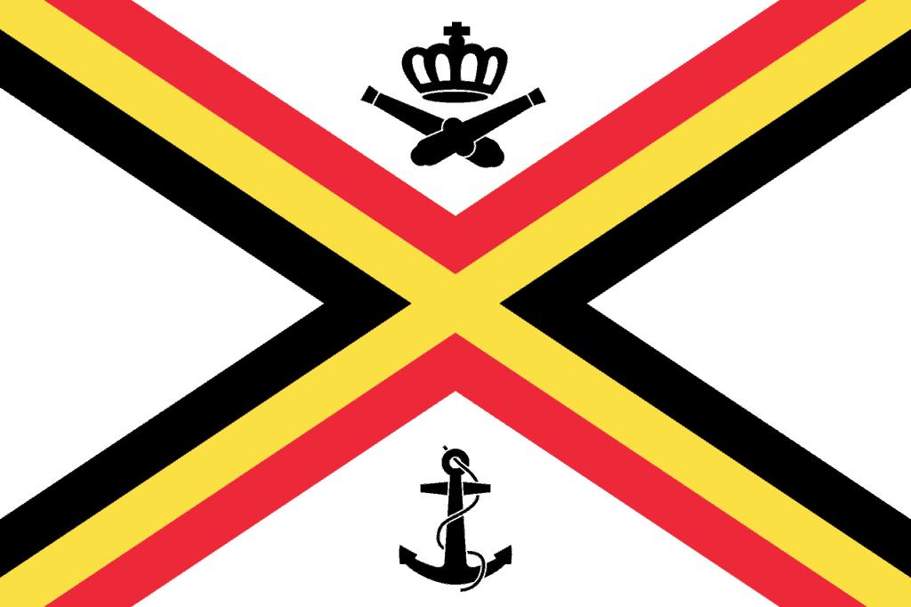 флаг бельгии-4
