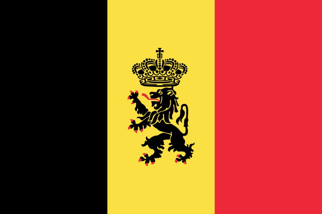 флаг бельгии-5