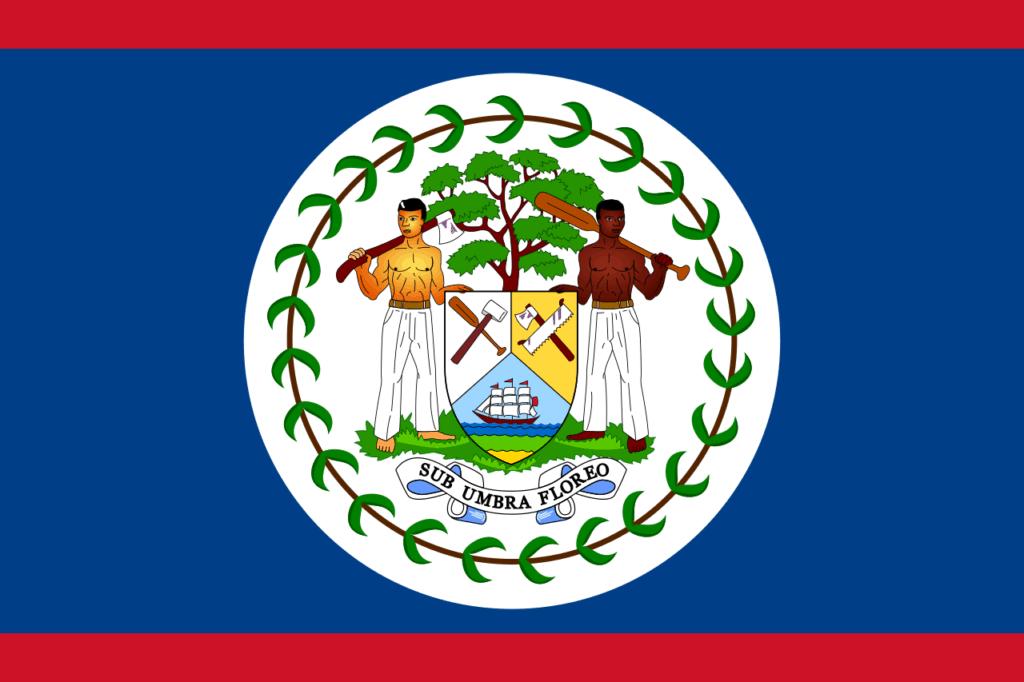 флаг белиза-1