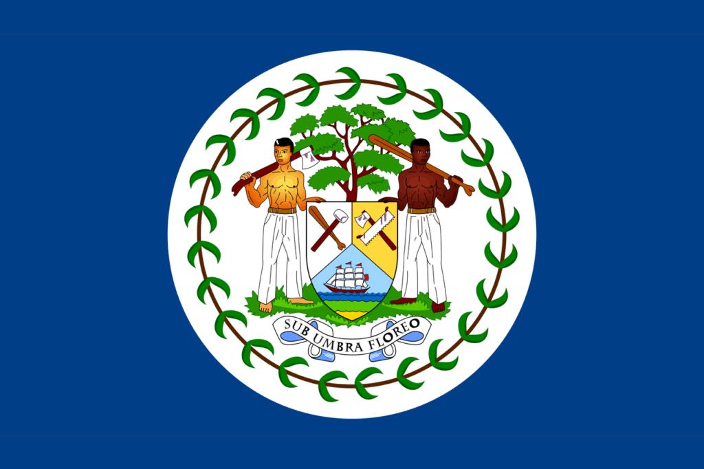 флаг белиза-3