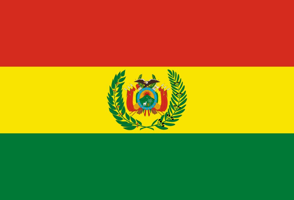флаг боливии-1