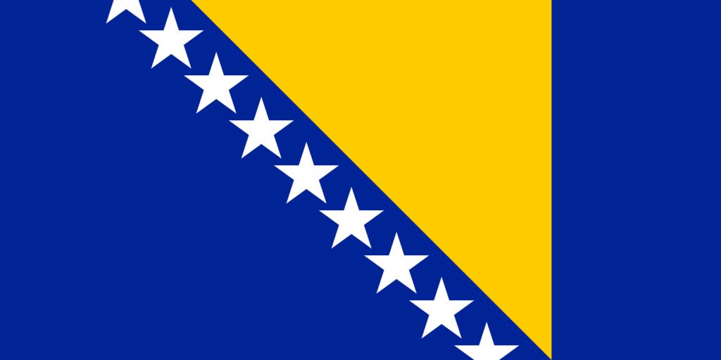 флаг боснии и герцоговины-1