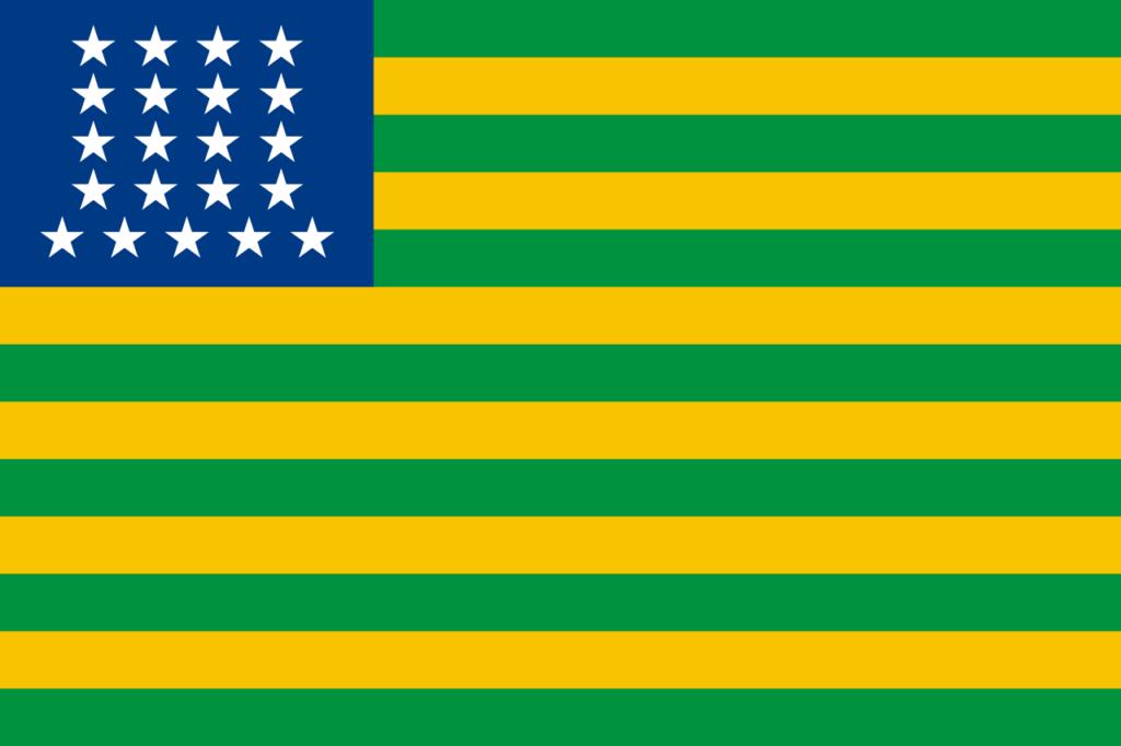 флаг бразилии-4