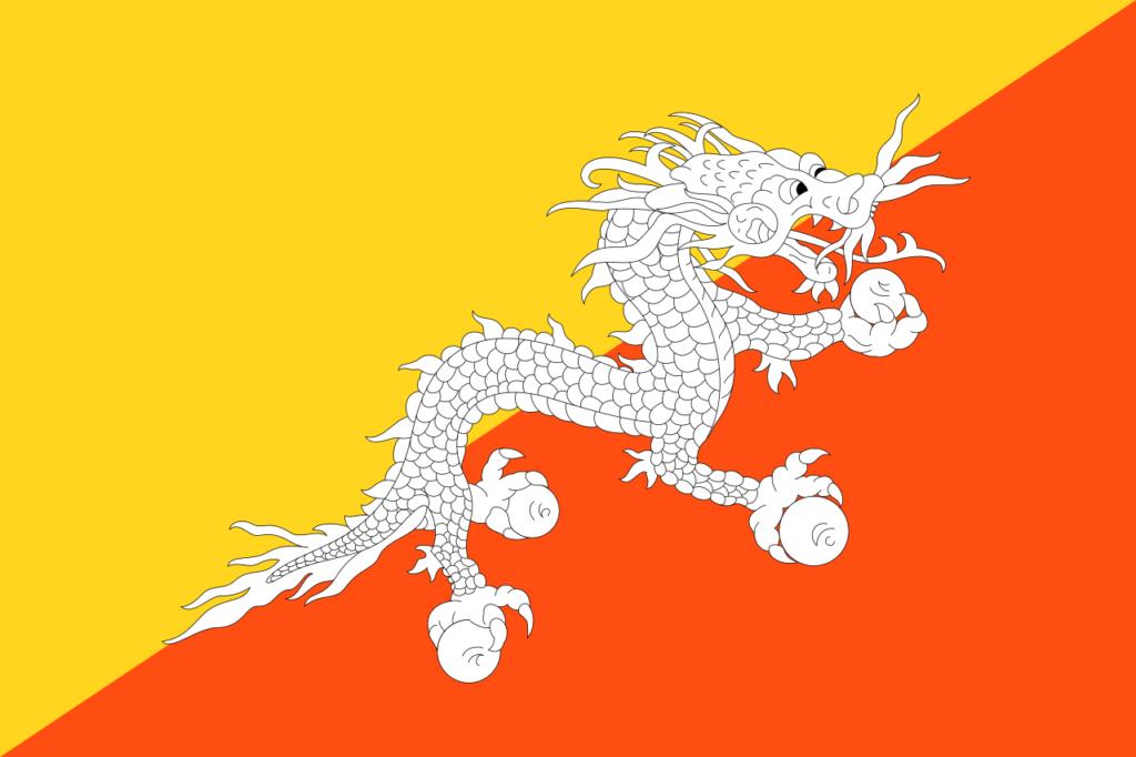 флаг бутана-1