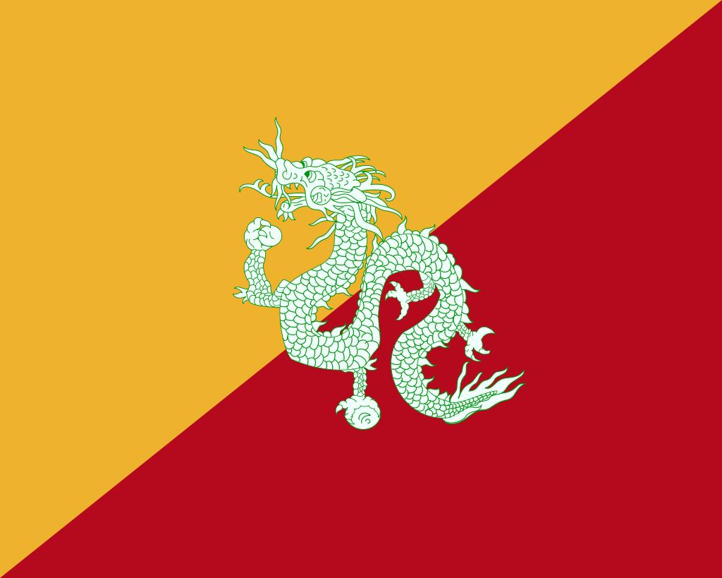 флаг бутана-2