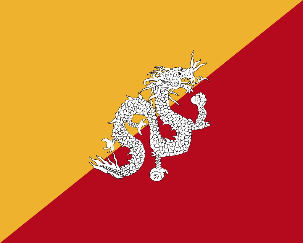 флаг бутана-3