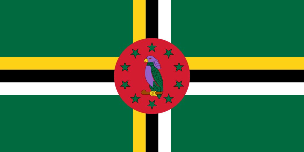 флаг доминики-1