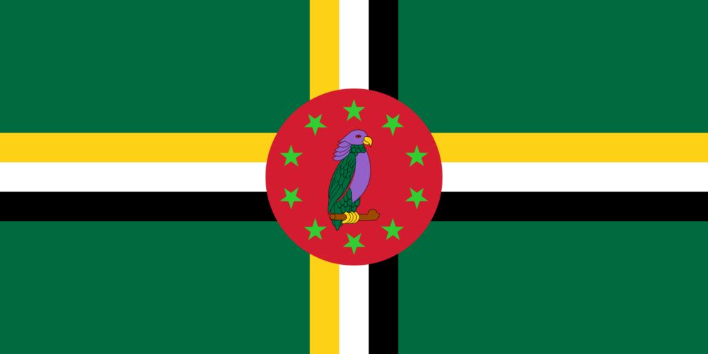 флаг доминики-4