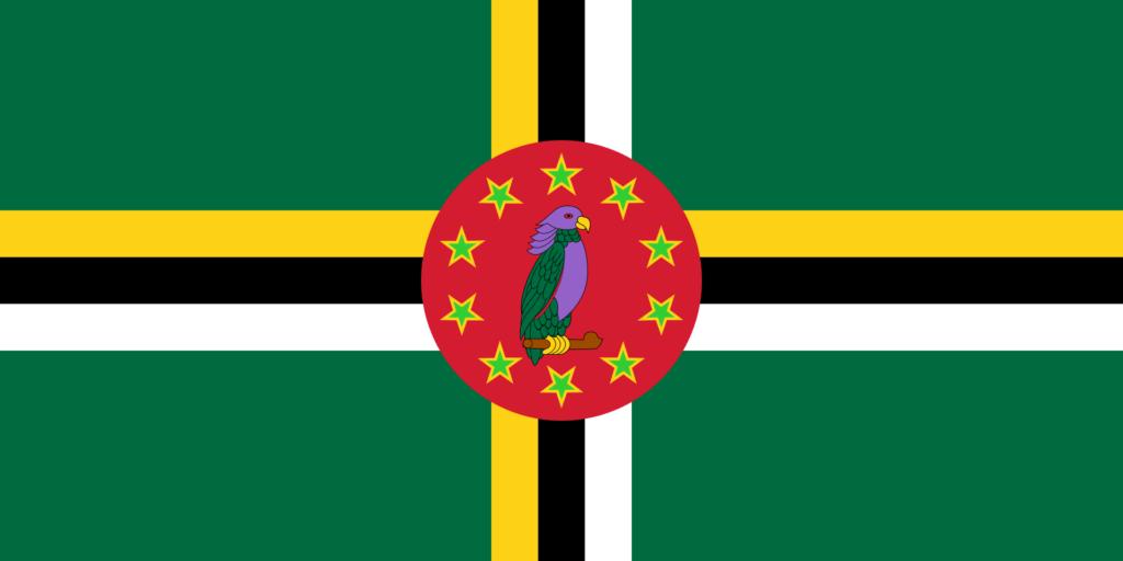 флаг доминики-5