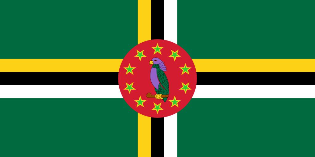 флаг доминики-6