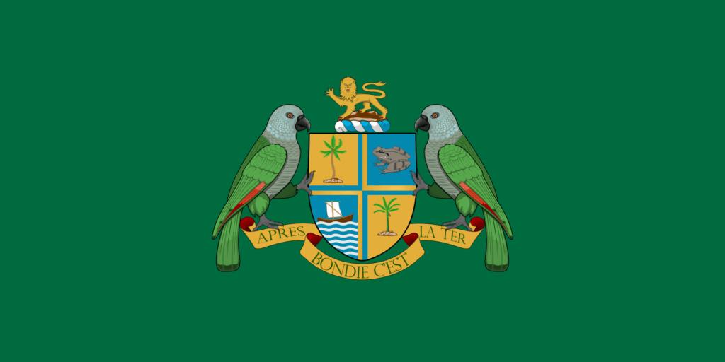 флаг доминики-7