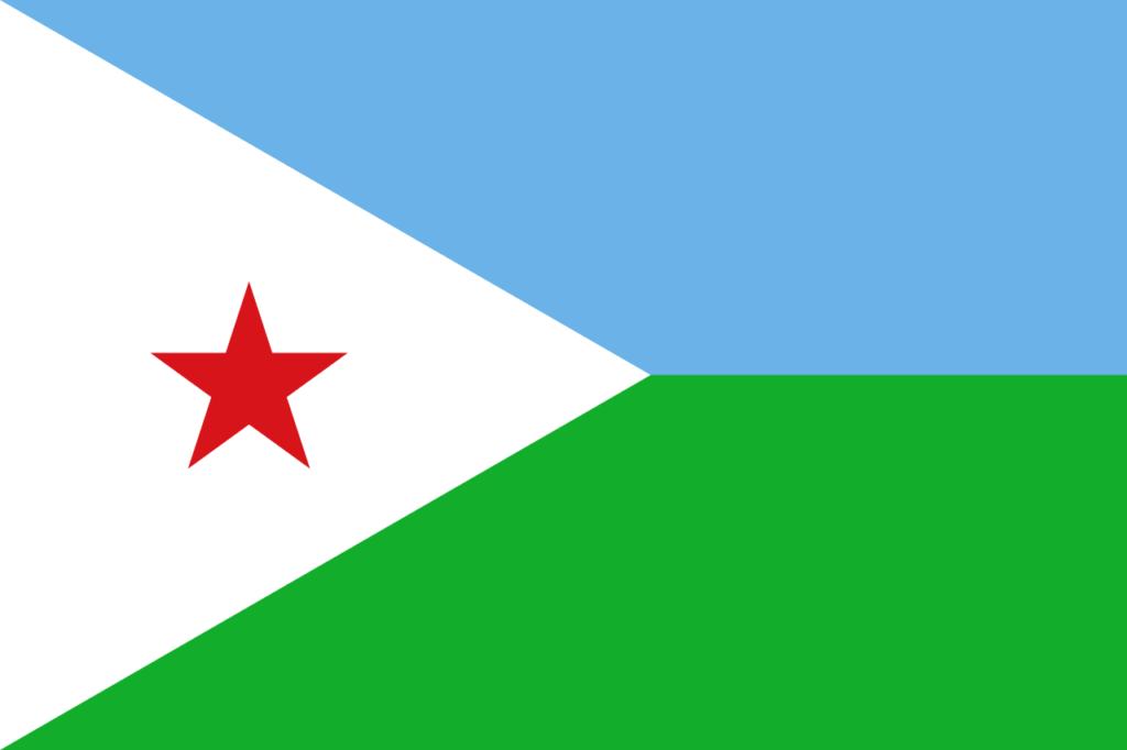 флаг джибути-1