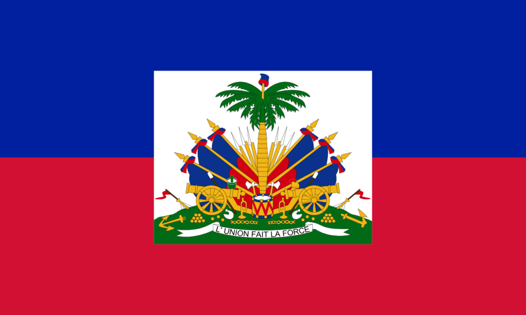 флаг гаити-9