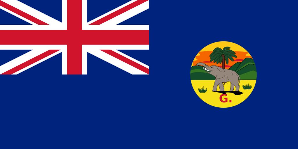 флаг гамбии-3