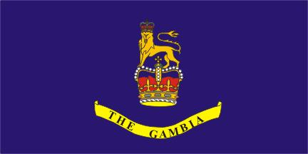 флаг гамбии-6