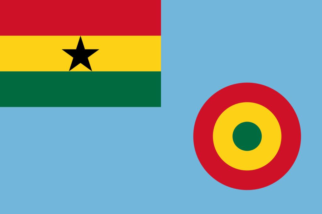 флаг ганы-6