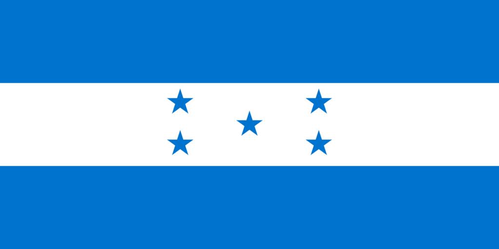 флаг гондураса-1