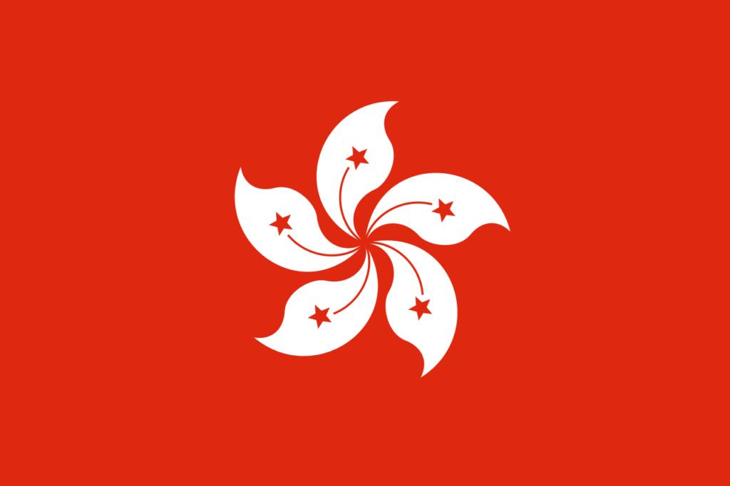 флаг гонконга-1