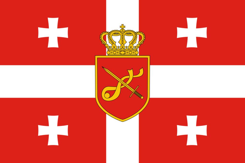 флаг грузии-11
