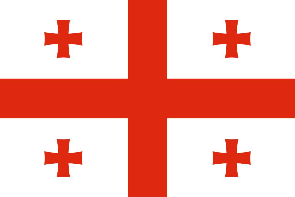 флаг грузии-7