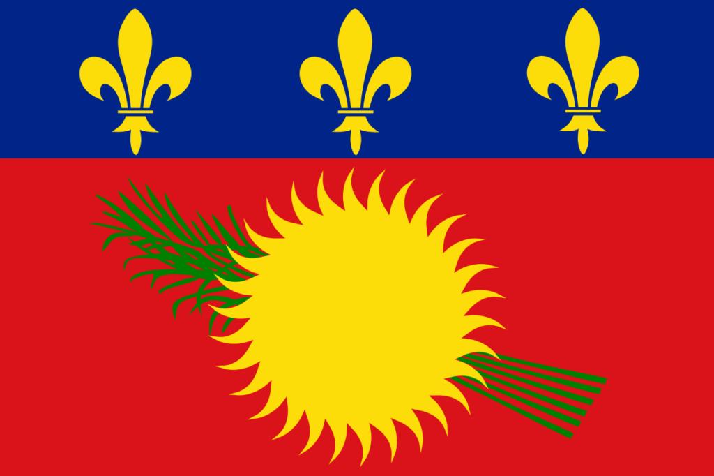 флаг гваделупы-2