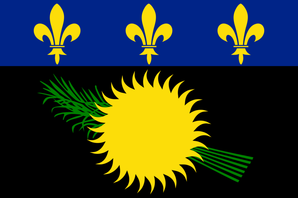 флаг гваделупы-3