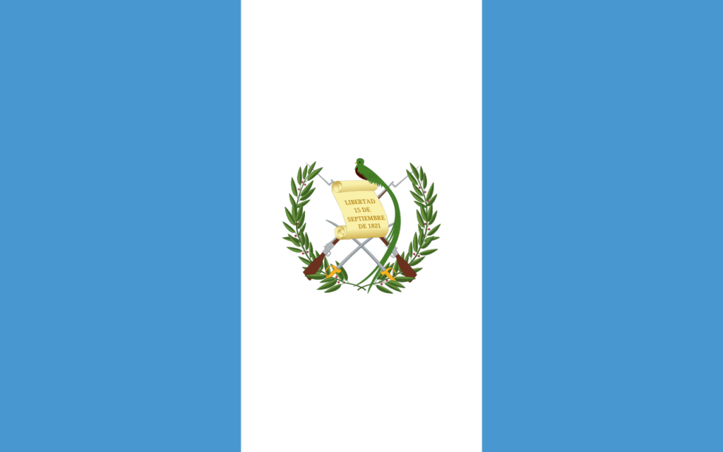 флаг гватемалы-1