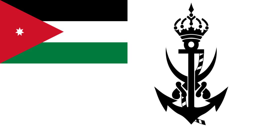 флаг иордании-2