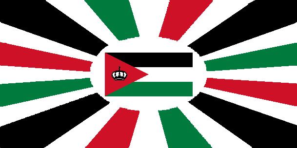 флаг иордании-3