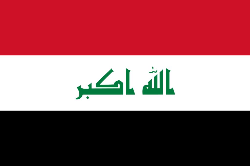 флаг ирака-1