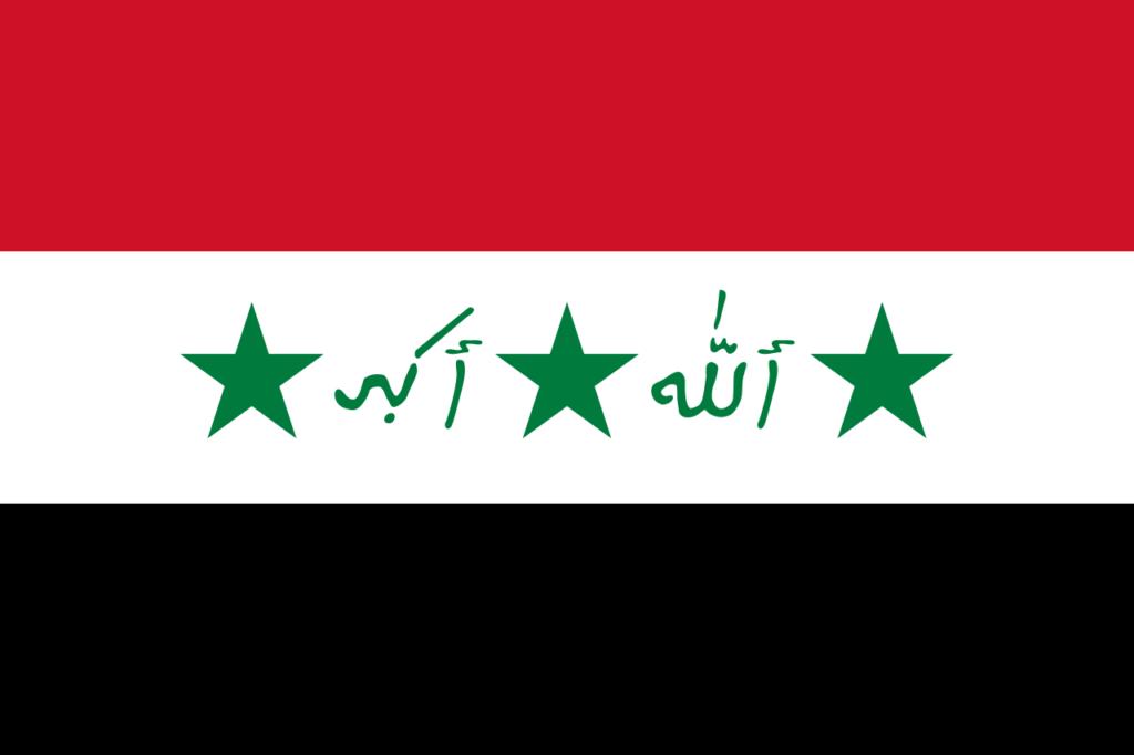 флаг ирака-6