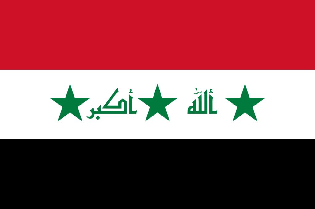 флаг ирака-7
