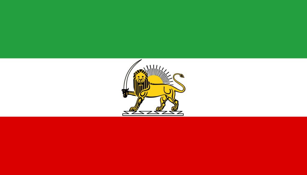 флаг ирана-3