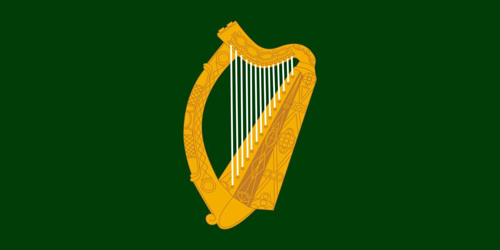 флаг ирландии-2