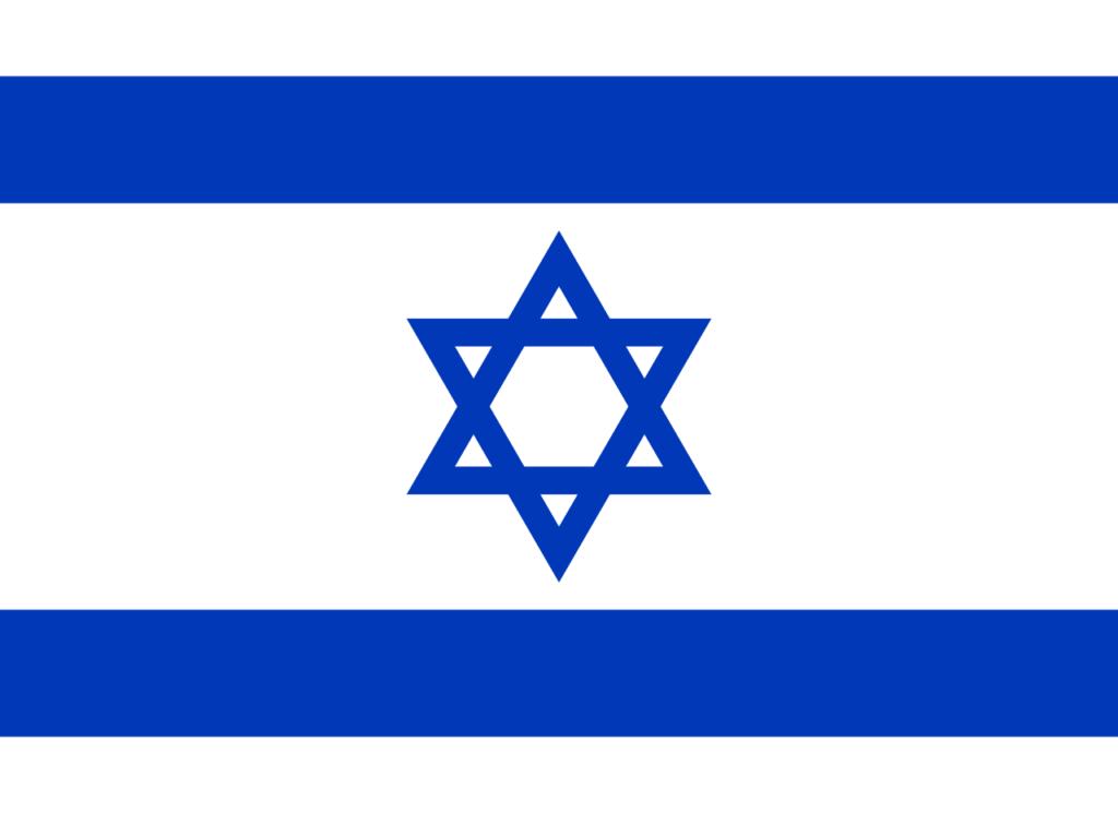 флаг израиля-1