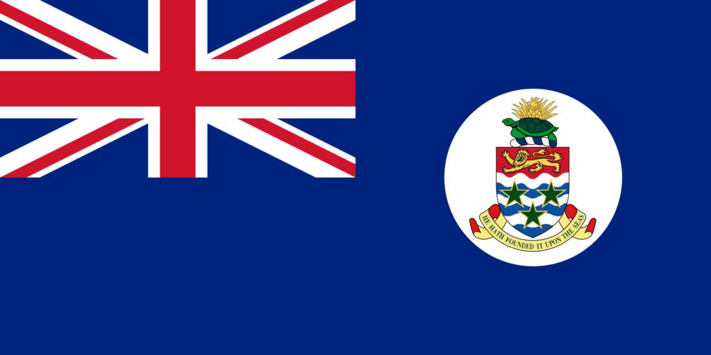 флаг каймановых островов-1