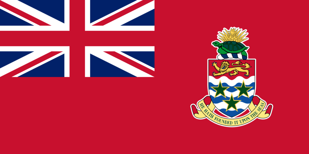 флаг каймановых островов-2