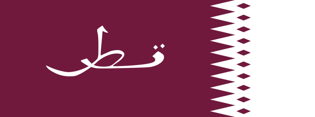 флаг катара-3